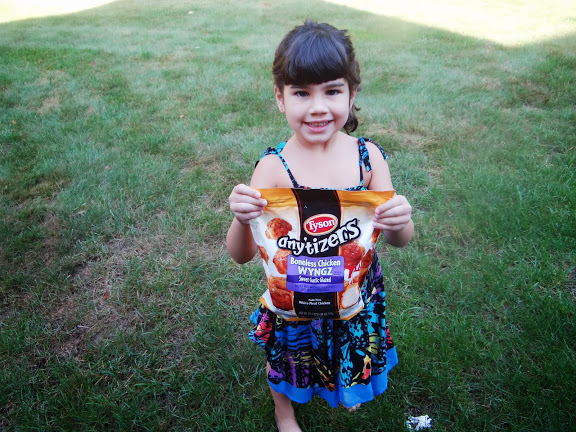 DSC03198 #ad I am Participating in the Tyson's Back to School Project A+ Program for my Daughters School! #Clip4School #cbias