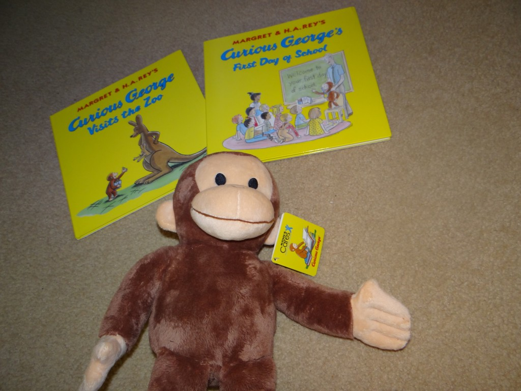 DSC03206 1024x768 Kohls Cares for Kids (Curious George) Review Giveaway!