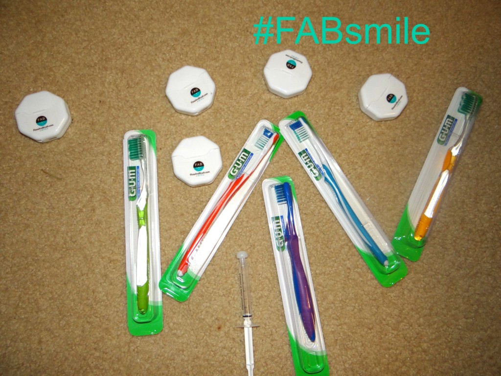 DSC03217 1024x768 My #FABsmile with FlossandBrush Review and Giveaway!