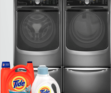 Screen Shot 2013 08 05 at 8.00.31 AM Laundry RoomTips for a #BrilliantHEClean W/Tide,Maytag, Home Depot and a $50 Home Depot GC Giveaway!