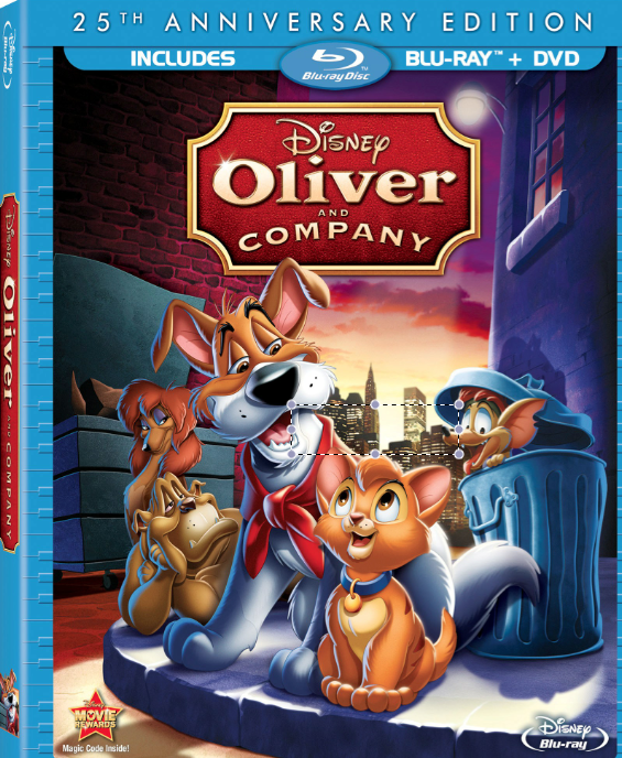 Screen Shot 2013 08 08 at 12.28.33 PM Disneys The Sword In The Stone, Robin Hood & Oliver and Company now available on DVD!
