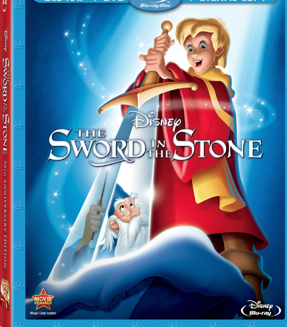 Screen Shot 2013 08 08 at 12.29.55 PM Disneys The Sword In The Stone, Robin Hood & Oliver and Company now available on DVD!