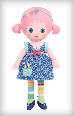 sonia1 Mooshka Dolls (From the Makers of Lalaloopsy) Review Giveaway