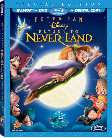 D4FD81A3 6DFE 4825 AE43 2CAC786E76EE Disneys PETER PAN: RETURN TO NEVERLAND!!