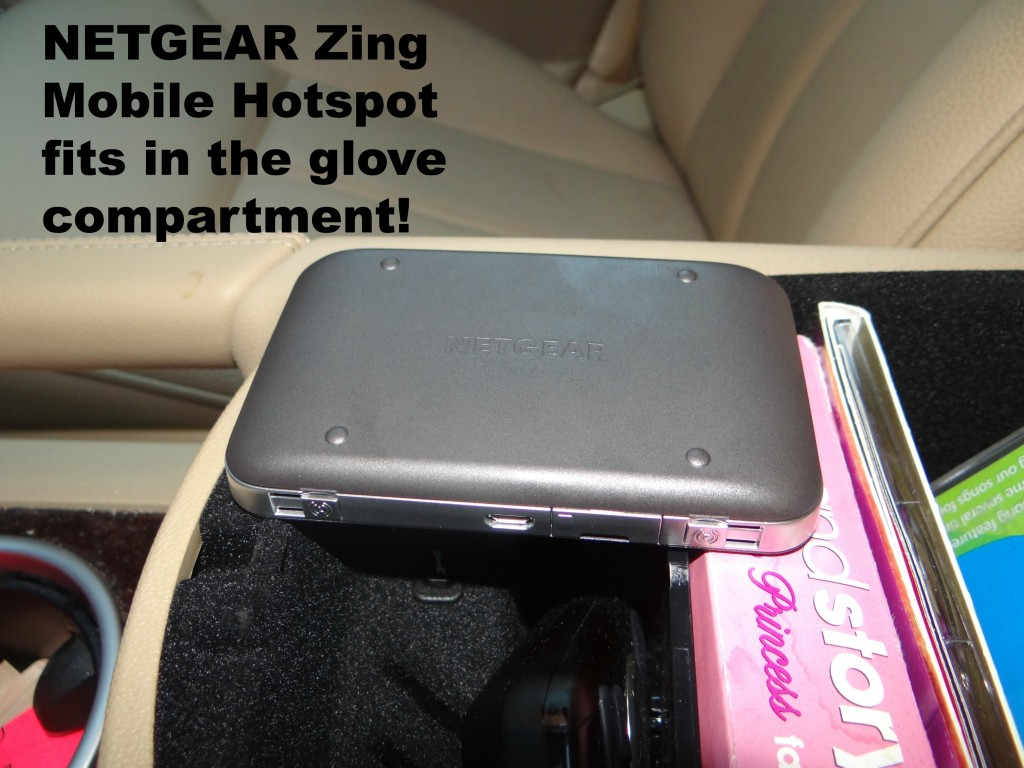 DSC04130 1024x768 Keep Connected with the NETGEAR Zing Mobile Hotspot! #SprintMom