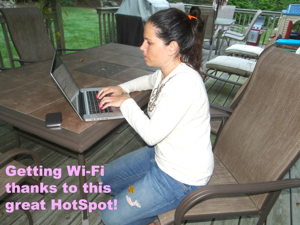 DSC04135 1024x768 Keep Connected with the NETGEAR Zing Mobile Hotspot! #SprintMom
