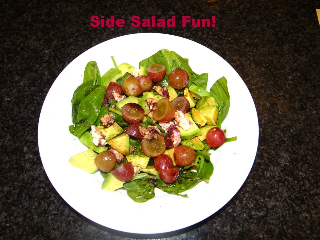 DSC04136 1024x768 A Delicious Salad Recipe and a $50 Whole Foods Gift Card Giveaway! @wholekidsfnd