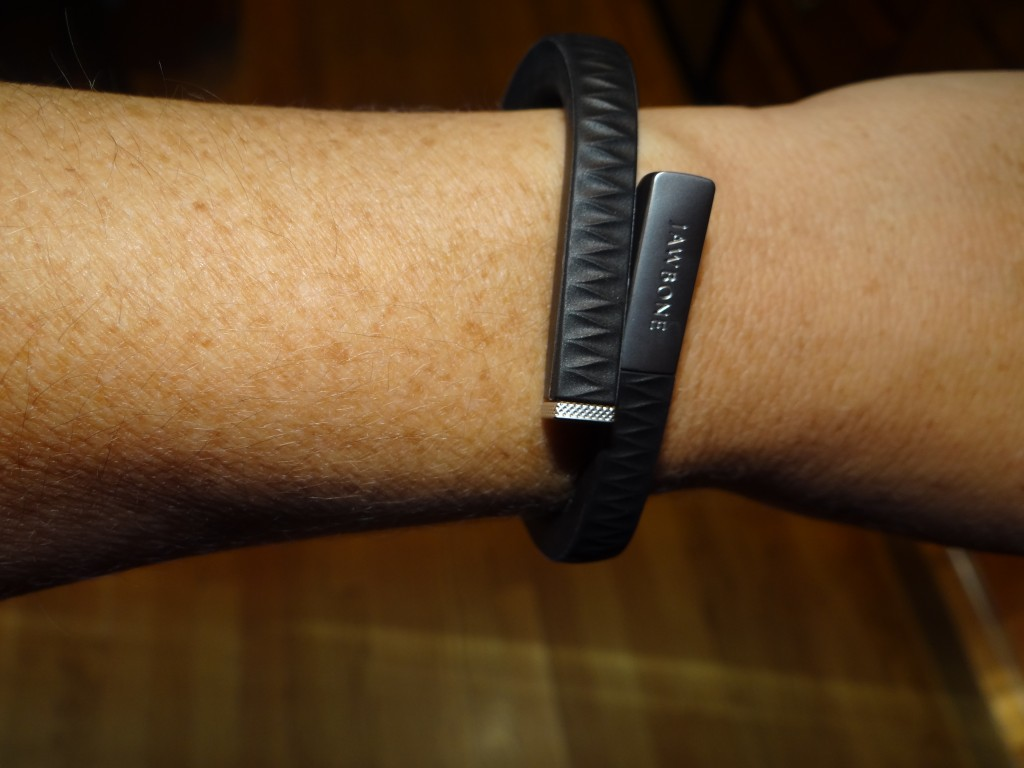 DSC04140 1024x768 Finally Moving More and Sleeping Better Thanks to the Best Buy Jawbone Up!