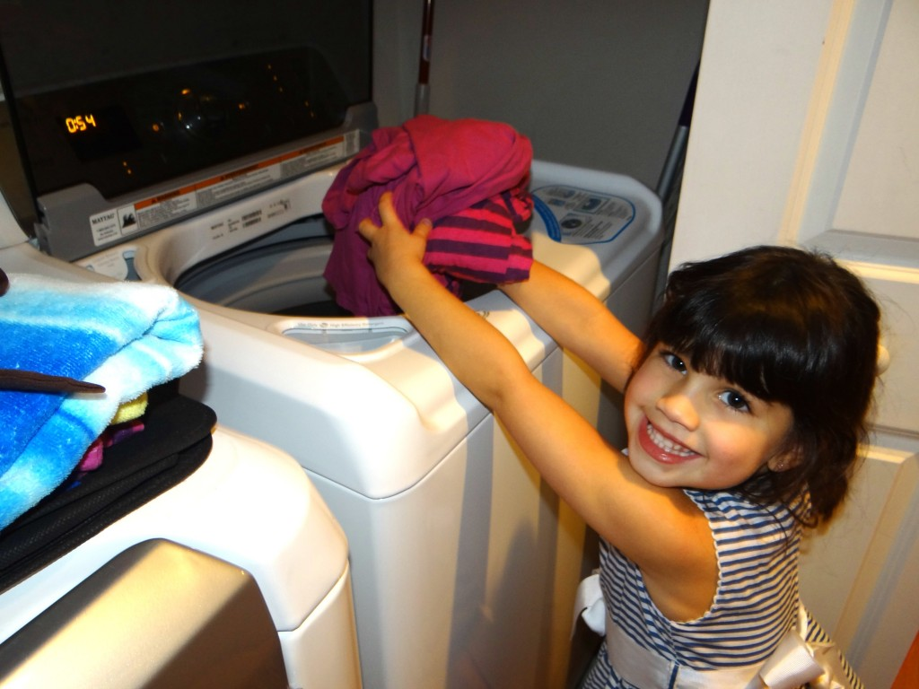 DSC04286 1024x768 How I am using my Maytag Washer/Dryer to get rid of Back to School Stains!