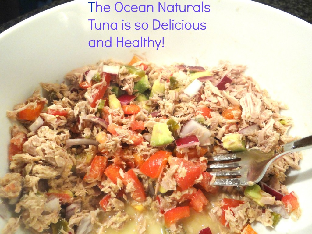 DSC04339 1024x768 Tuna Ceviche Lettuce Wraps with #OceanNaturals #cbias