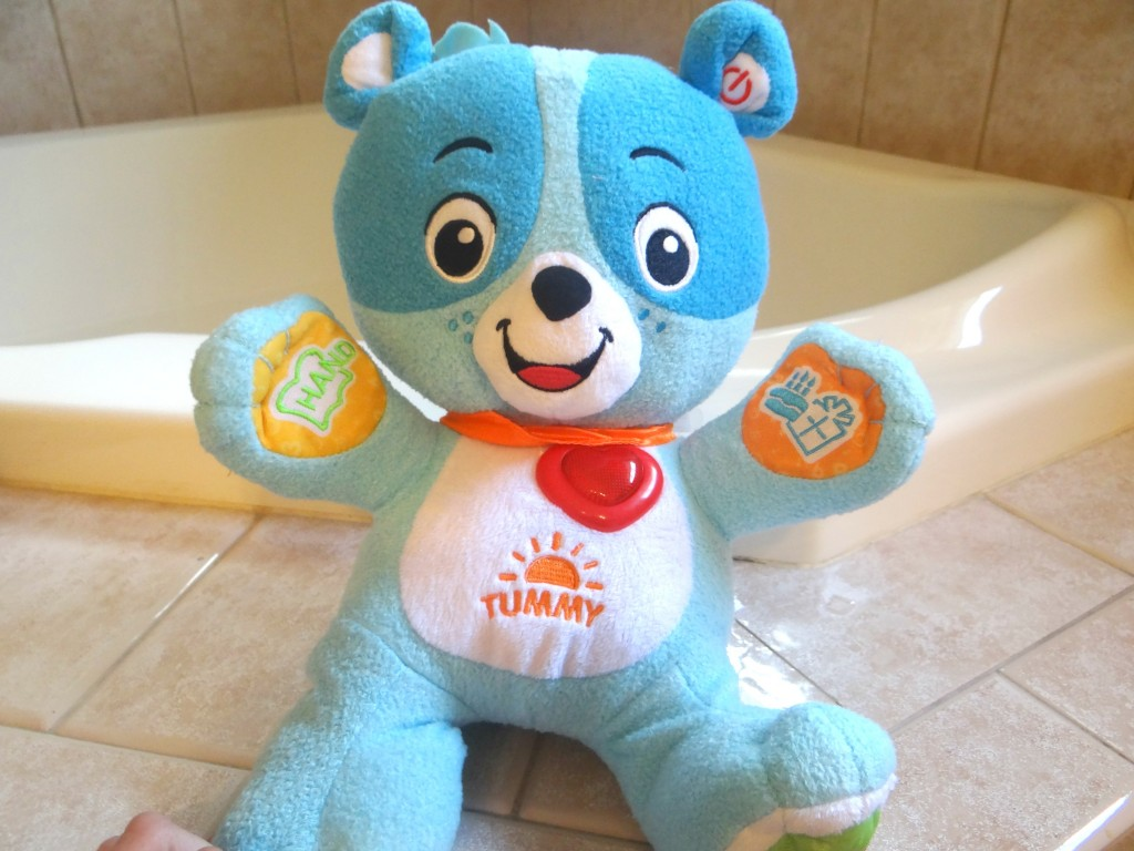DSC04383 1024x768 Vtech Cody The Smart Cub Review Giveaway!