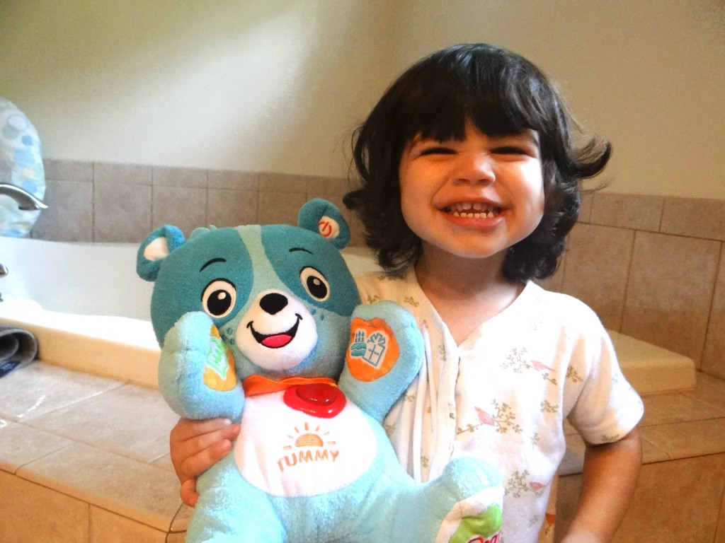 DSC043841 1024x768 Vtech Cody The Smart Cub Review Giveaway!