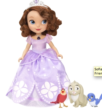 Screen Shot 2013 09 09 at 9.18.33 PM Mattel's Disney Sofia the First Talking Sofia and Animal Friends Review and Giveaway!