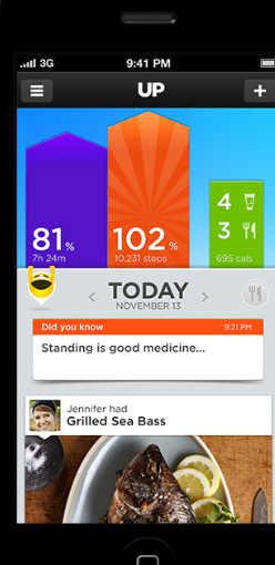 Screen Shot 2013 09 21 at 3.10.59 PM Finally Moving More and Sleeping Better Thanks to the Best Buy Jawbone Up!