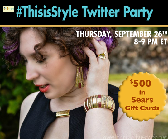 Screen Shot 2013 09 23 at 1.01.05 PM #ThisisStyle Twitter Party 9/26 8 PM EST! RSVP!