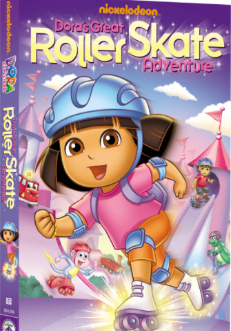 Screen Shot 2013 09 26 at 5.25.23 PM Dora the Explorer: Dora's Great Roller Skate Adventure
