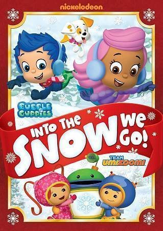 51LGdA8Y++L Bubble Guppies and Team Umizoomi Into the Snow We Go!