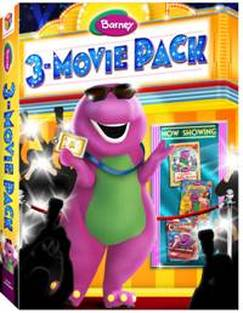 7948476 Thomas and Barney Reviews and Mega Thomas/Barney DVDs Giveaway!!   7 DVDs!