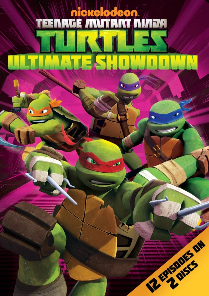 91l8lUVXfkL. SL1500  724x1024  Teenage Mutant Ninja Turtles: Ultimate Showdown