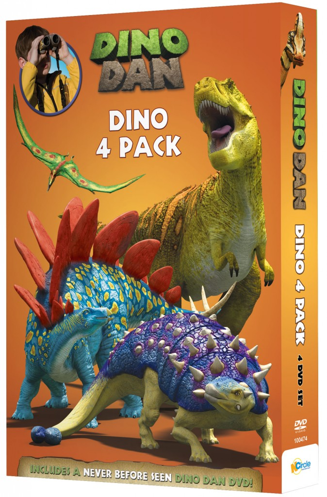 DID 100474 Pack 3D 1 674x1024 DINO DAN DVD Four Pack Review/Giveaway