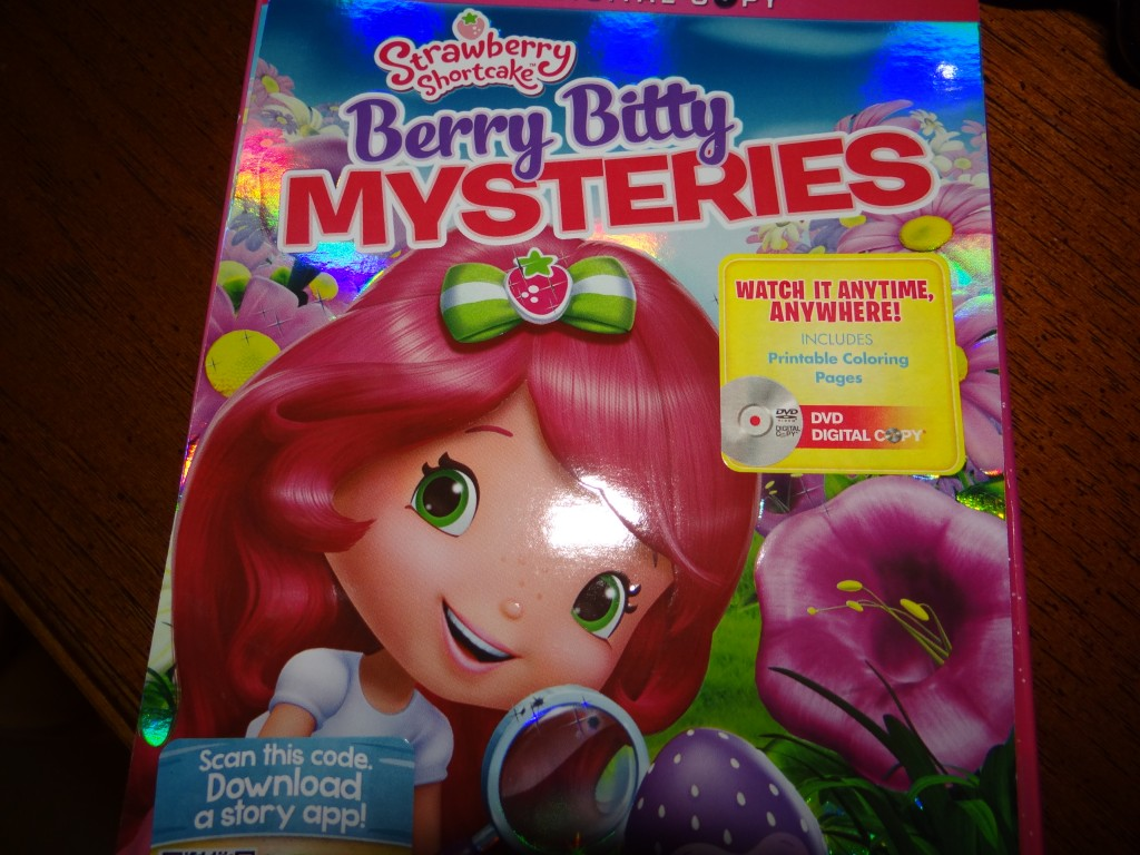 DSC04543 1024x768  Strawberry Shortcake Berry Bitty Mysteries!