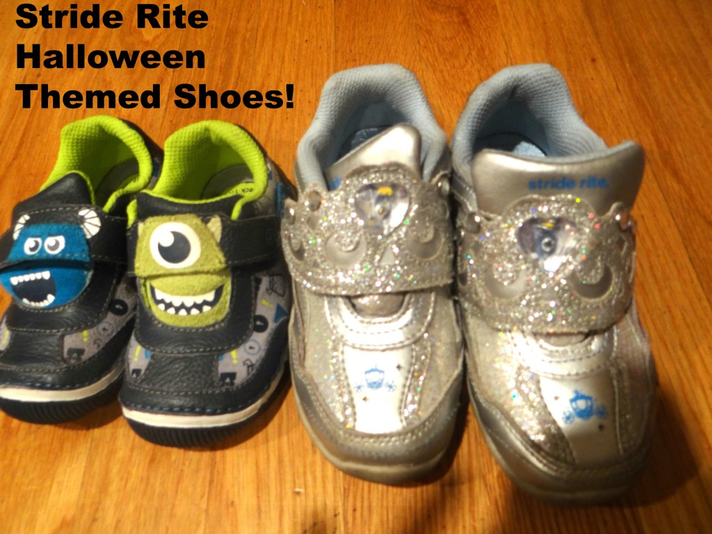DSC05030 1024x768 Get in the Halloween Spirit with Stride Rite Shoes!