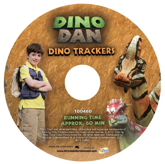 Dino Dan Disk 1 DINO DAN DVD Four Pack Review/Giveaway