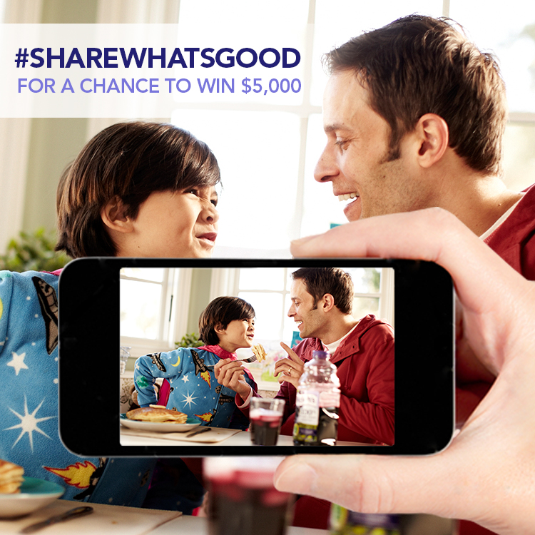 FB 0003 4 Share Whats Good with Welchs! #sharewhatsgood #MC