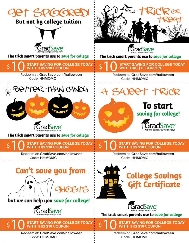 HHMOMC white 796x1024 GradSave gift cards this Halloween! Print out and Give the Sweet Gift of Education!