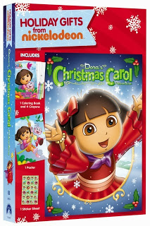 Nickelodeon DVDs Get a Jolly Re Packaging with the Holiday Gifts From Nick Line!