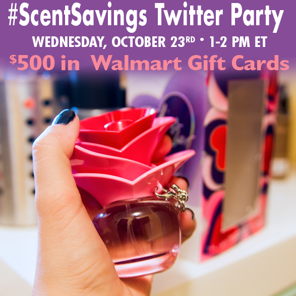 Screen Shot 2013 10 18 at 5.49.38 PM Join me at the #ScentSavings Twitter Party! 10/23 1 PM EST!
