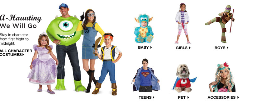 Screen Shot 2013 10 27 at 8.55.30 PM1 Kohls has all your Awesome Adult/Kid Halloween Costumes! @Kohls