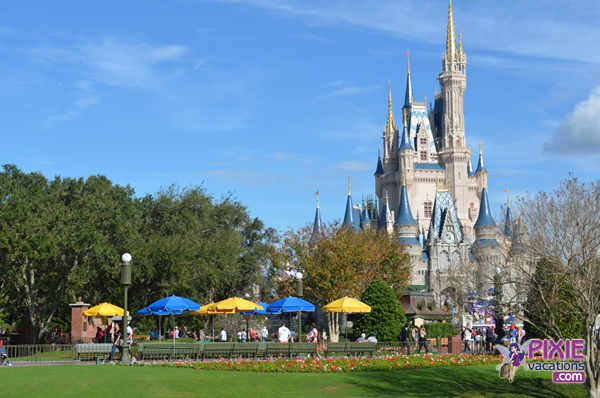 disney world castle pixie vacations sm Pixie Vacations Disney World Promotion! #pixievacations @usfg