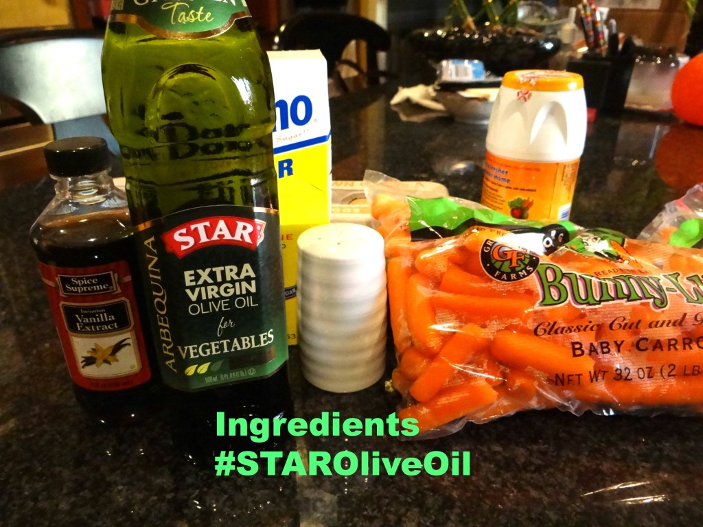 DSC05509 1024x768 Carrot Souffle Recipe for the Holiday Season using STAR Olive Oil! #STAROliveOil #cbias #shop