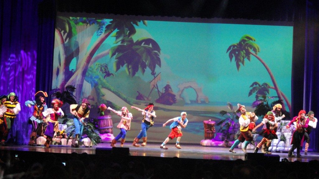 DSC09023 1024x576 Disney Junior Live:Pirate & Princess Adventure!