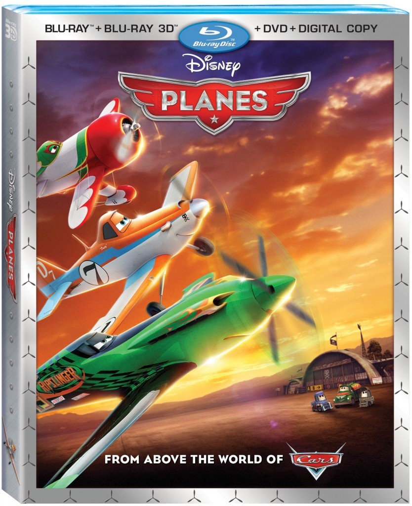 PLANES BD 3D art copy 834x1024 Disney Planes Soars onto DVD.....