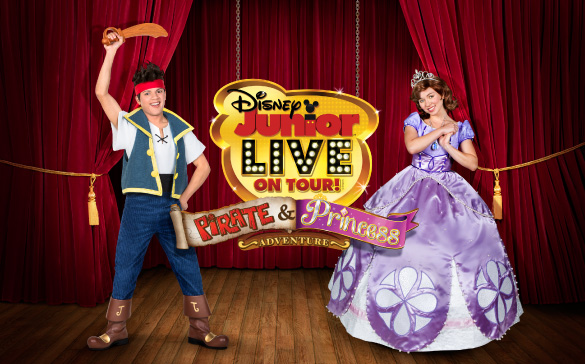 disney photo1 011 Disney Junior Live:Pirate & Princess Adventure!