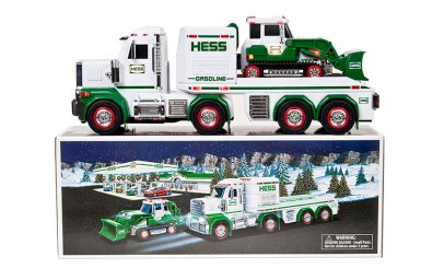 2013 truck silo 2594 box The Hess Truck and Tractor is Back and Better than Before.....
