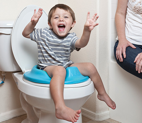 BumboToiletTrainer Bumbo Toilet Trainer and Step Stool Review and Giveaway! #MHCgiftguide
