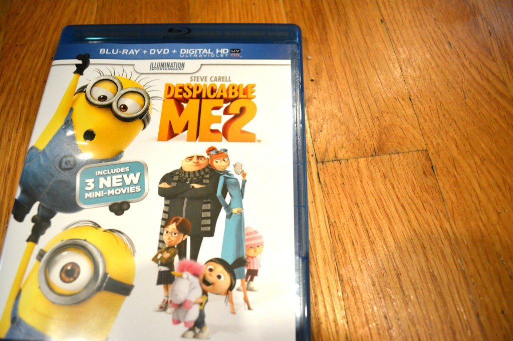 DSC 0044 1024x682 Despicable Me 2  A great holiday gift!