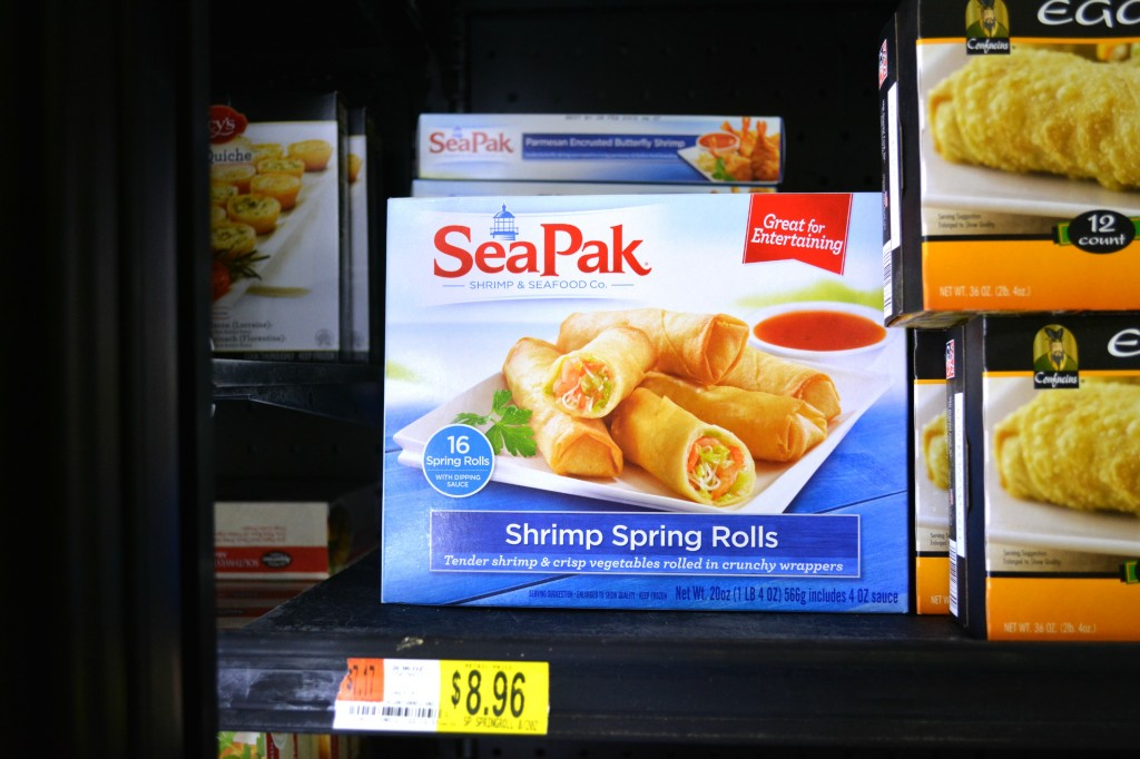 DSC 0075 1024x682 Richs SeaPak Shrimp Spring Rolls with Sweet/Sour Sauce are Perfect for Holiday Appetizers!  #PakTheParty #cbias #shop