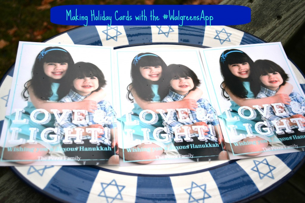 DSC 0223 1024x682 Making my Hanukkah Holiday Cards with the Walgreens Photo App! #WalgreensApp #cbias #shop