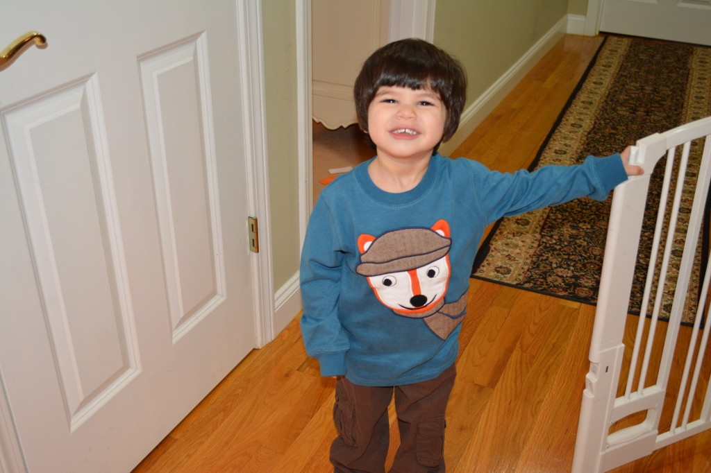 DSC 0257 1024x682 Gymboree Clothes Review and $75 Gymboree GC Giveaway! #MHCgiftguide