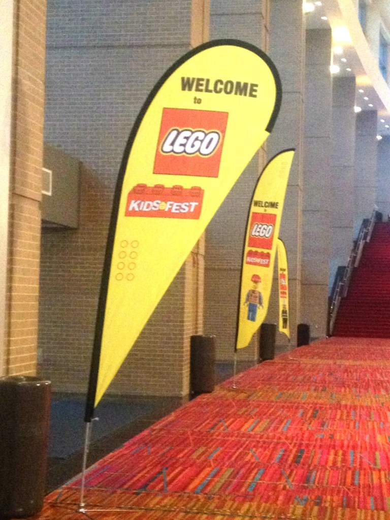 IMG 4918 768x1024 We had so much fun at Lego KidsFest! #LegoKidsFest