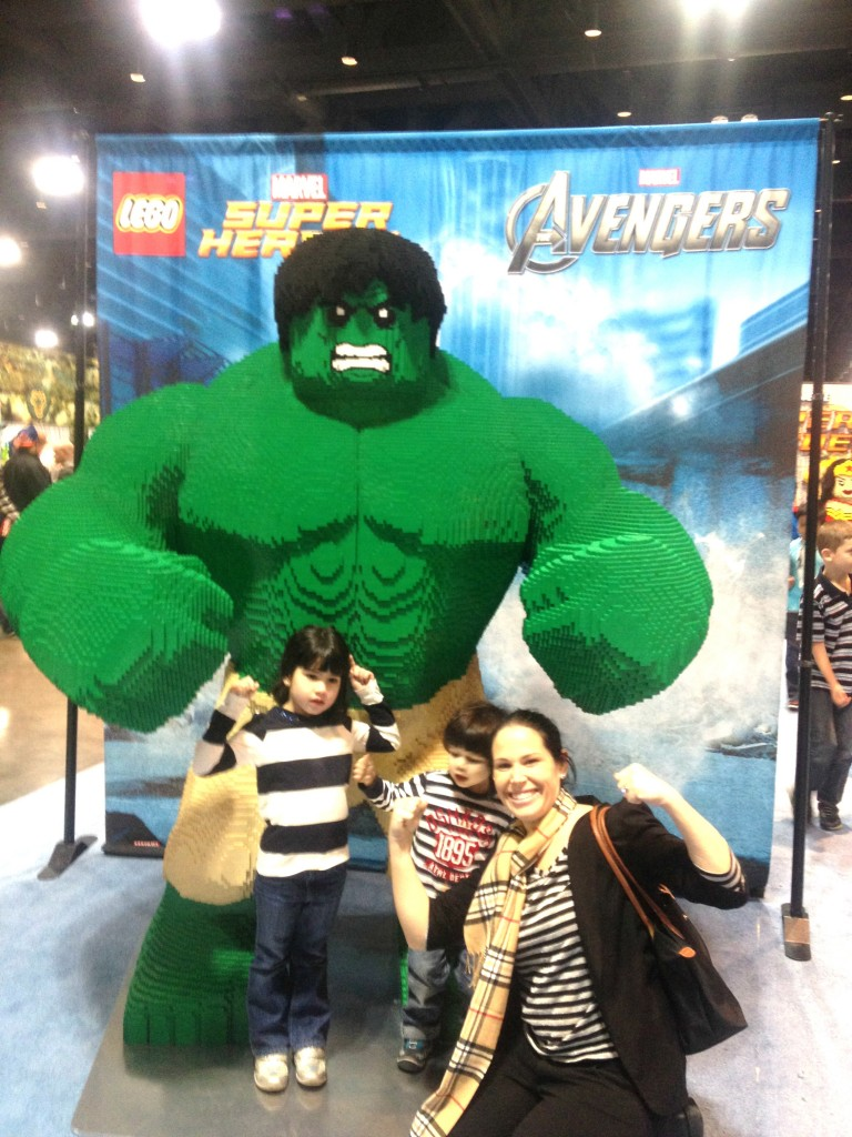 IMG 4921 768x1024 We had so much fun at Lego KidsFest! #LegoKidsFest