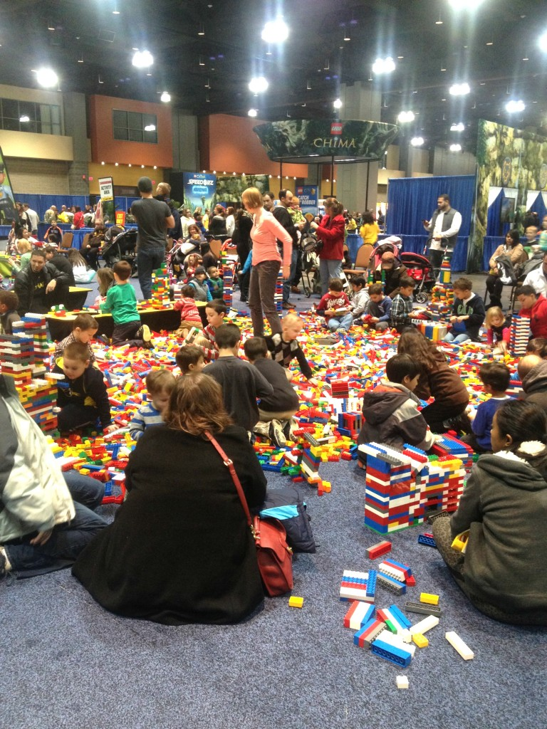 IMG 4926 768x1024 We had so much fun at Lego KidsFest! #LegoKidsFest