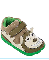 PAWFLEXmonkey Zooligan Adorable Kids Shoes Review + Giveaway! #MHCgiftguide