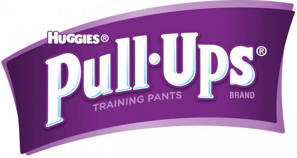 Pull Ups Logo 610x326 Potty Training Made Easier with Pull Ups® #pottytrainingpants