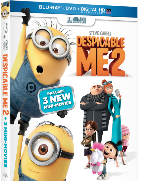 Screen Shot 2013 12 01 at 10.48.30 AM Despicable Me 2  A great holiday gift!