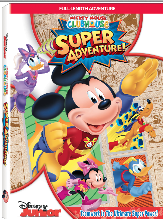 Screen Shot 2013 12 01 at 11.22.05 AM MICKEY MOUSE CLUBHOUSE: SUPER ADVENTURE available on DVD 12/3